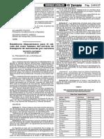 DS N° 045-2003-MTC