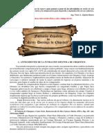 Fundación Española de Chiquitoy