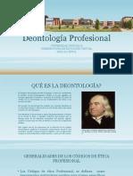 Deontología Profesional Unidad II (2)