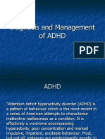 Diagnosis and Management of ADHD.ppt