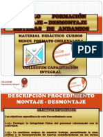 Material Didactico Montaje - Desmontaje Andamios Sence [Autoguardado]