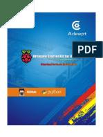 Adeept Ultimate Starter Kit for RPi Manual