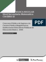 c14-Ebrs-32_ebr Secundaria Matematica_forma 2
