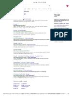 Sgooogle - Cerca Con Google