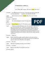 call center script 3