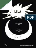 Lila de Goethe 818