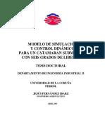 Modelo de simulación y control dinámico para un catamarán submarino con seis grados de libertad.pdf