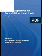 Global Perspectives on Rural Childhood and Youth - Young Rural Lives
