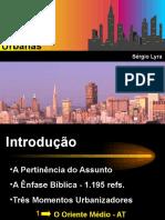 Missoes Urbanas Teologia e Fundamentação