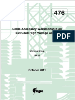 Cable Acessories for EHV Cables