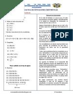 Guia de Practica de Situaciones Aritmeticas P1 Ccesa007
