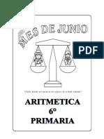 ARTIMETICA 6° primaria