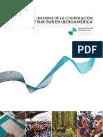 Informe Cooperacion Sur Sur 2015 Espa Ol Nuevo