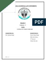 Gaurav Contract