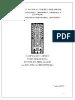 Informe Clima Clasif Climatica