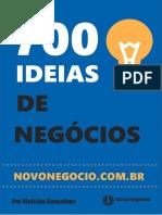 700 Ideias de Negocios Vf1.2
