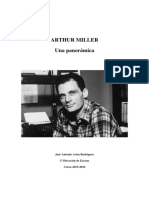 Biografía Panorámica de Arthur Miller J. a. Ariza