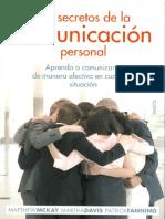 Los secretos de la comuniación personal.  Cap 1 Escuchar.pdf