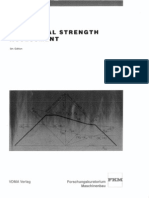 FKM Analytical Strength Assessment 5th Edition