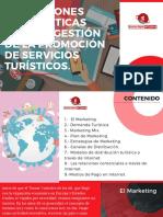 Aplicaciones Informáticas Para La Gestión de La Promoción de Servicios Turísticos.