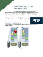 solaris 11 kernel zones vcs