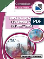 Especialista en Software de Estructuras