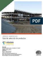 Catálogo Ardex