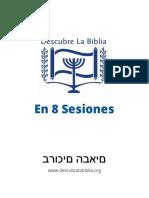 Descubre La Biblia en 8 Sesiones - Manual Del Estudiante (2)
