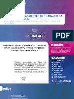 Tcc Apresentação - Eng de Seguranca - Matheus Oliveira
