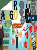 infografia liderazgo