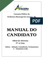 EDITAL ARACATU
