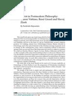 Christ in Postmodern Philosophy Rev