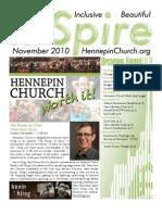 November 2010 !nSpire
