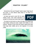 The Phantom Island