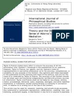 Object and Mediation in Adorno (Tonon2013)2
