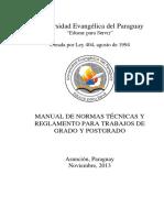 Manual de Normas Técnicas y Reglamento para Trabajos de Grado y Postgrado  03-12-2013.pdf
