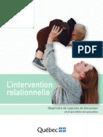 Intervention Relationnelle