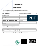 Support Staff - Application Form (1)