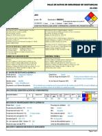 XILENO HDS Formato 13 Secciones, QMax