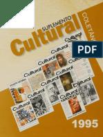 1--Suplemento Cultural-pe (Cepe) 1995- Lançamento a Lenda Dos Cem