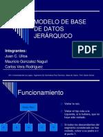modelos de BD