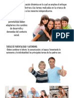 Roles Familiares en La Adolescencia