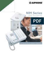 NIM Series Brochure