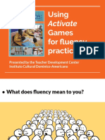 Slides_ Activate Games for Fluency