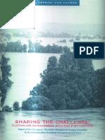 1994 Flood Study Blueprint for Change