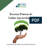 Agroecologia-Receitas Práticas de Caldas-ETEC