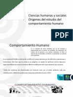 Comportamiento Humano (3)