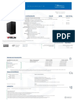 Workstation Razor Pro Prodigy (Minimo)