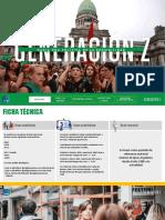 Informe Ipsos Gen z y Politica 2019