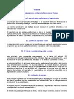 Unidad 5 Principios Fundamentales Del Derecho Mexicano Del Trabajo.
